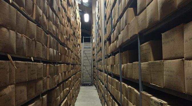 TARL Artifact Storage Facility Upgrades