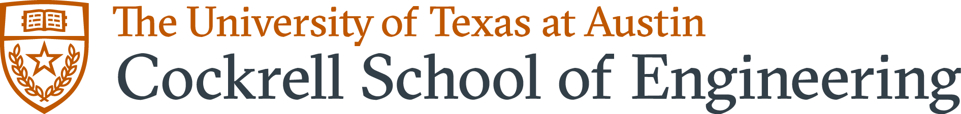 Cockrell School logo