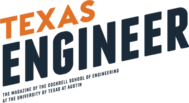 Texas Engineering magazine logo