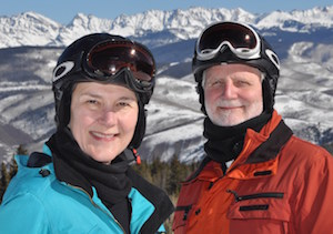 Jeanne and Terry Startzel