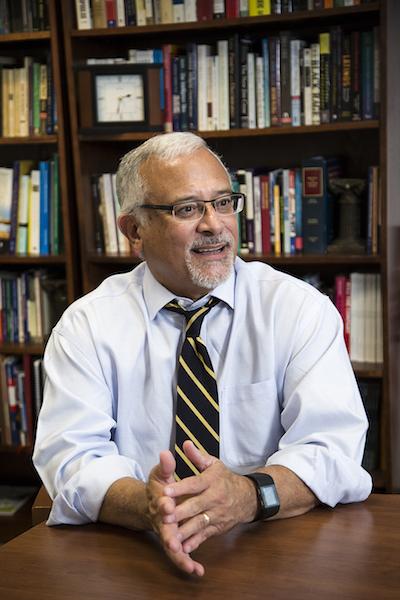 Dean Luis H Zayas