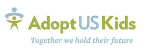 Adopt US Kids logo