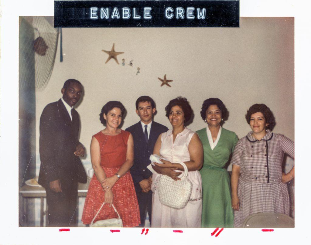 ENABLE crew