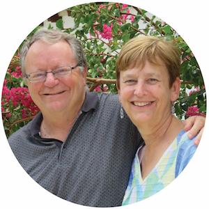 Mary and Brian Mulvaney
