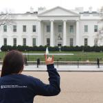 Washington Calling, student photo