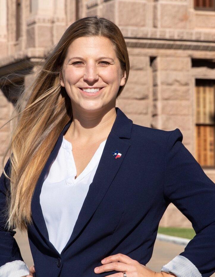 Alumnae in politics: Running for the Texas Senate