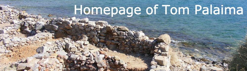 Tom Palaima's Homepage