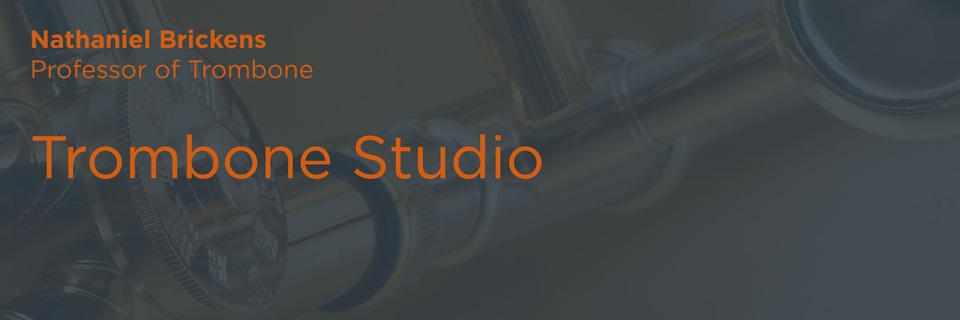 Trombone Studio Homepage