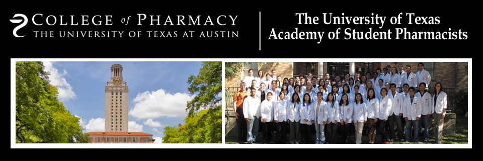 The University of Texas Chapter of American Pharmacists Association Academy of Student Pharmacists