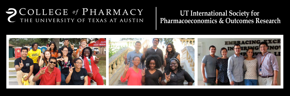 International Society for Pharmacoeconomics and Outcomes Research