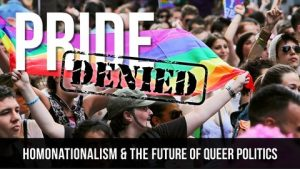 Image of jacket cover for Pride Denied film