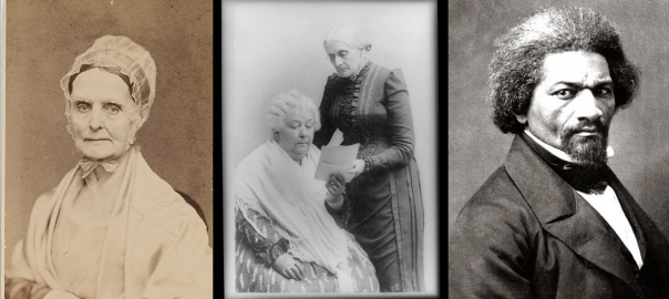 Images of Seneca Falls organizers
