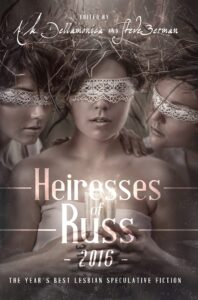 Image of book cover: Heiresses of Russ 2016