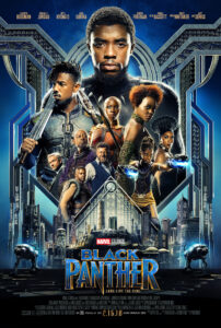 Image of movie cover: Black Panther
