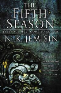 Image of book cover: The Fifth Season by N. K. Jemisin