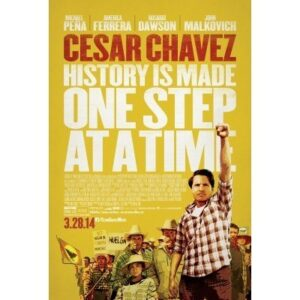 cover of film about Cesar Chavez