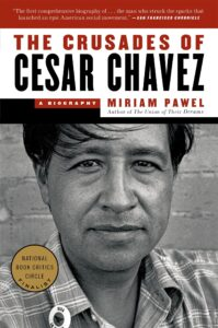 cover of the book The Crusades of Cesar Chavez by Miriam Pawel
