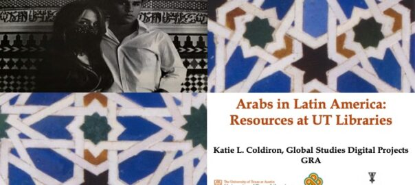 Promo image for Arabs in Latin America display
