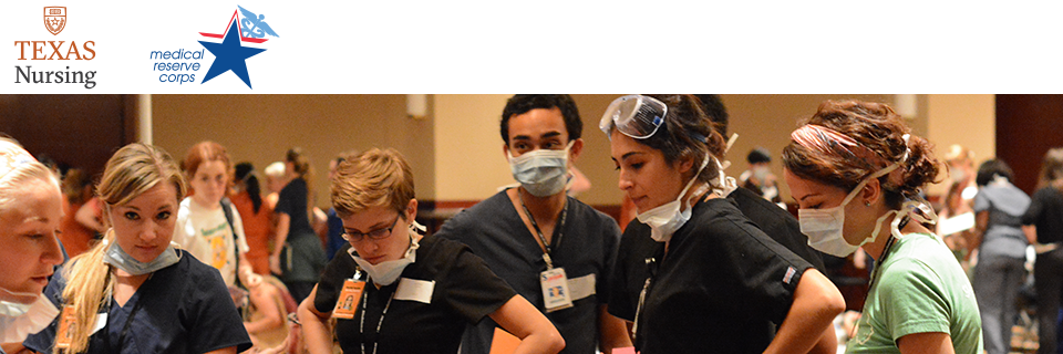 The University of Texas Medical Reserve Corps (UTMRC)