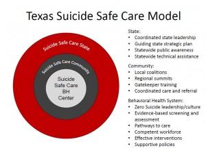 Texas Suicide Safe Care Model