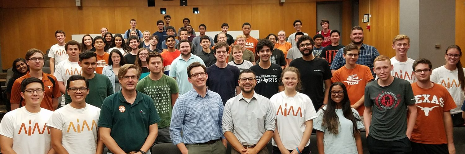 AIAA Chapter at UT Austin