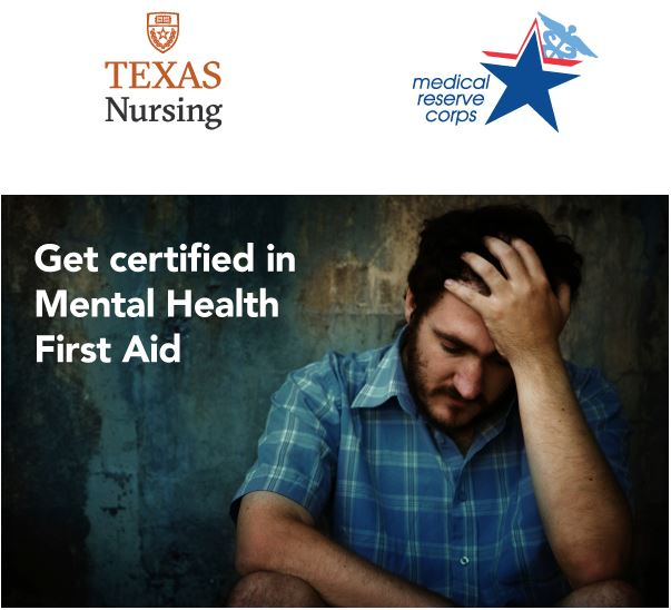Get Certified In Mental Health First Aid Association Of Nurses In