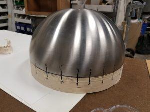 Helmet Form