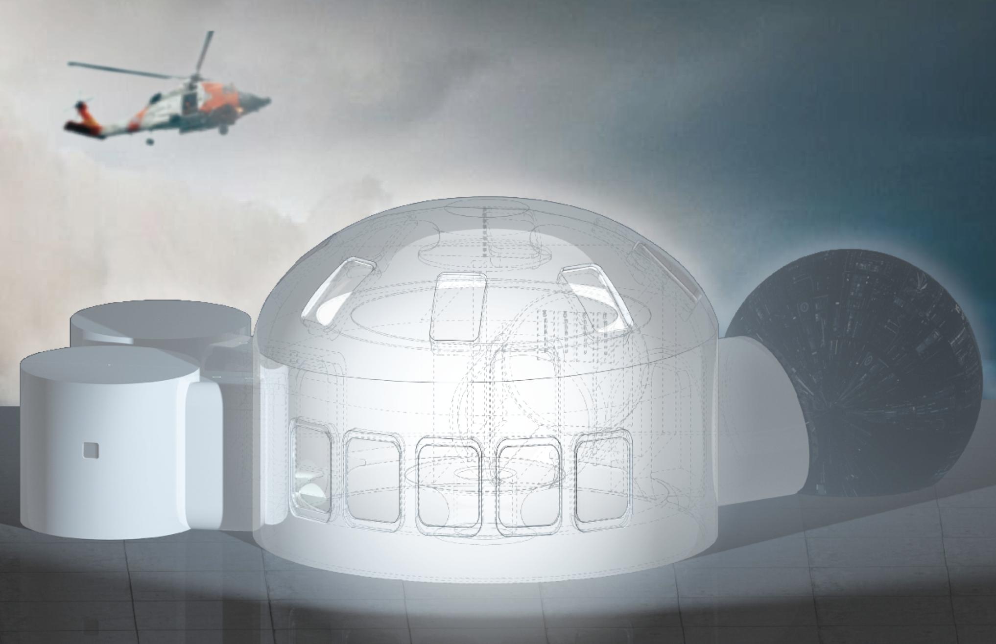 escape room rendering