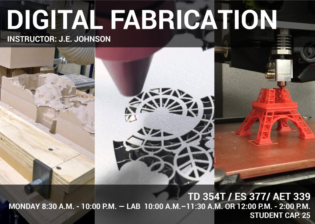 Digital Fabrication