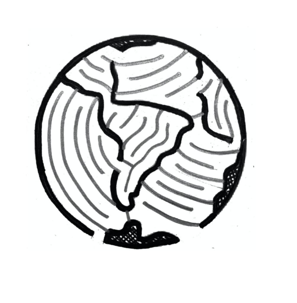 Sketch of Labyrinth design
