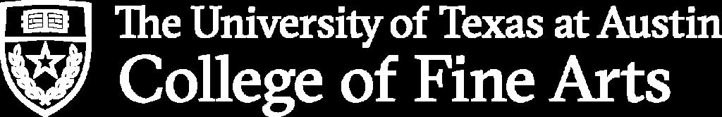 UT College of Fine Arts Homepage