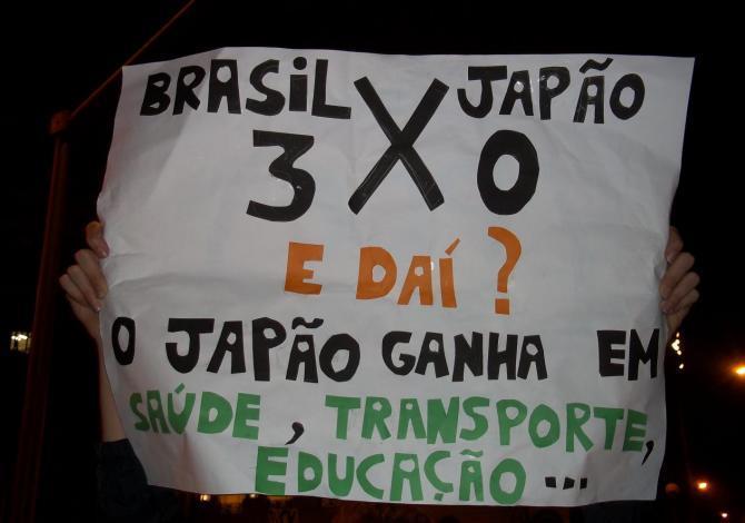 Brazilian Protests