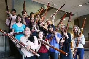UT Bassoon Ensemble