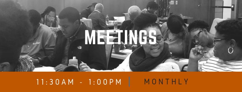 Meetings graphic