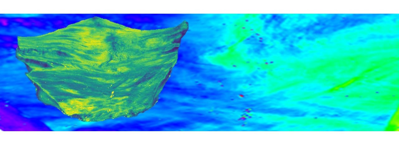 Imaging fiber alignment