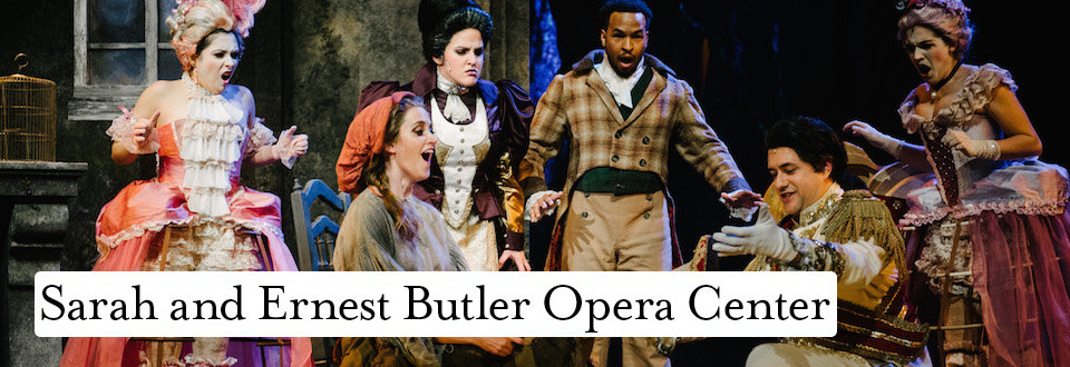 Sarah and Ernest Butler Opera Center | The University of Texas at Austin