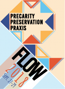 poster for Flow Conference 2018
