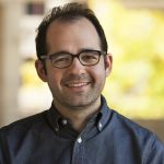 portrait of 2018-19 Post-Doctoral Fellow Dr. Eric Dientsfrey