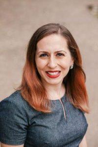 Prof. Hannah Lewis, portrait