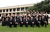 The Concert Choral singers