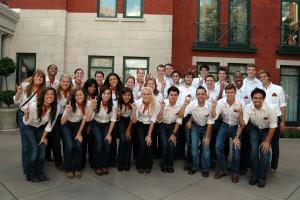 the longhorn singers