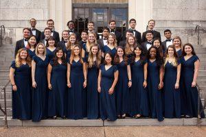 Concert Chorale Members
