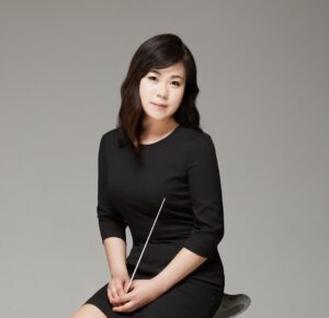 Junghyun Kim Master of Music in Choral Conducting Associate Conductor