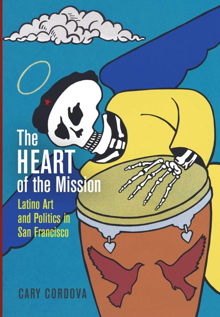 Cover for Cary Cordova's book, The Heart of the Mission