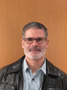 portrait of Roberto Tejada