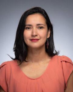 portrait of Tatiana Reinoza