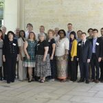 Group photo of PIs from kickoff meeting