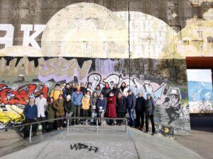 Students in Duisburg