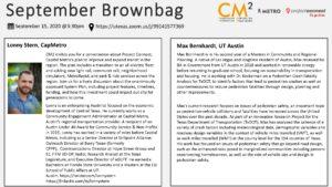 September Brownbag