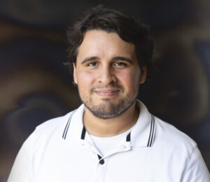 Chris Montes, Manager of Advising and Academic Services